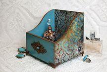 Короба-коробки