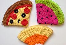Crochet ♡ Crochê / Artesanatos em crochê