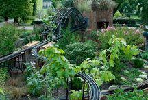 garden railway ideas