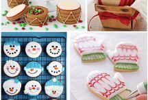χριστουγεννιατικα γλυκά