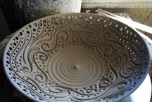 incised ceramics