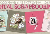 Digital Scrapbooking / by Kathy Clemmer