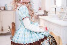 lolita <3 / by Michellie Bennett