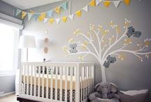 Babyroom#wall#tree#koala / DIY idea