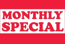 Monthly Specials / by Greenway Carpet Cleaning