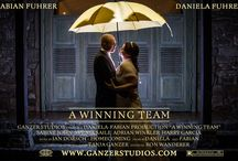 Wedding Trailers / Trailers of our awesome couples. / by GANZER STUDIOS