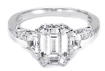 The Knot Dream Engagement Ring / by Jennifer Askew