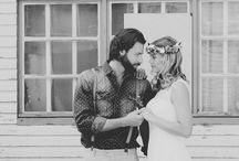 Pozy ślubne