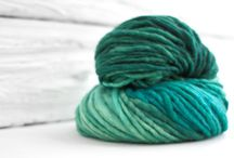 Franca Project Ideas / Super-soft, super-warm, super-quick: Franca, from Manos del Uruguay, makes luscious knits in superwash merino with a beautiful, watercolor-inspired palette.  This is a NEW YARN for Fall 2014!