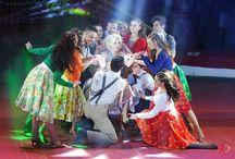 Broadway Show Comme il Faut / Концерт в Днепропетровске 15 Марта