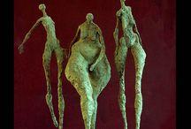 Figura Humana. Esculturas