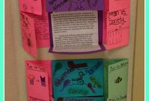 School projects / by Melissa Shina