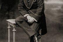 suits for city gentelmen 1901-1914