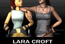 Games / Lara Croft