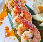 Shrimp Chile-Garlic