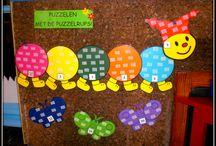 Puzzel rups