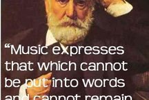 Quotes / Music related quotes and sayings.