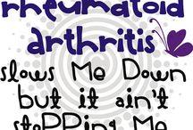 Rheumatoid Arthritis and me