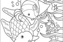 Colouring page for Jao