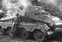 WW2 - SDKFZ 231 8-RAD
