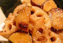 サツマイモ料理