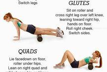 Rolleres edzés