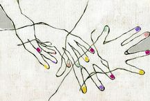 Ilustraciones  / by Maria Carolina Lopez