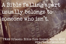 For the Love of the Bible / Resources and inspiration for Bible study.