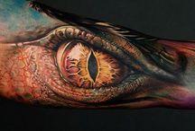 Animals eyes