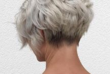 Kort frisyre