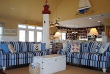 Favorite Beach Decor! / Photos from many of our vacation rental homes!