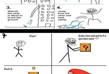 Troll Physics