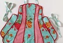 7 piece  apron