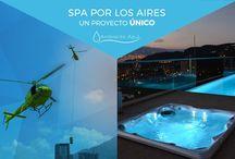 Proyecto spa por los aires