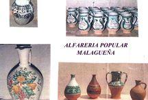CERÁMICA / Cerámica malagueña de fabricación artesanal y con venta al público por Internet o en establecimiento.