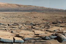 MARS / Photos rover Divers