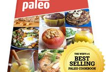 Paleo Grubs Book / With over 470 easy-to-prepare Paleo recipes and 10 week meal plan, you can stop stressing about your food, and start enjoying the healthy energetic body, weight loss, mental sharpness, and positive attitude you gain from eating only wholesome, natural ingredients that truly nourish.