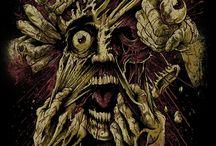 zombies are soooooo scary