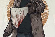 < Jason Voorhees >