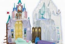 Disney Frozen Castle & Ice Palace Playset Review. Top 10 doll houses For Xmas 2016
