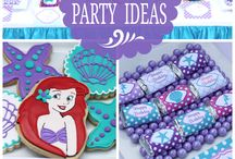 Mermaid party :)
