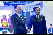 """His Majesty Opening Ceremony of """"Pavilion City of Charm"""""""