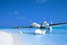 Float planes