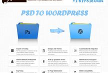 PSD to Wordpress / PSD to Wordpress Conversion – XHTML Champs offer W3C valid, hand coded PSD to WordPress conversion services for picture perfect Wordpress theme.