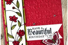 Stampin' Blends Cards