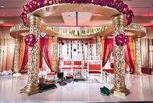 Mandap Love / Unique Mandaps for fun Indian Weddings