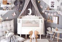 Decoração quarto de nenê