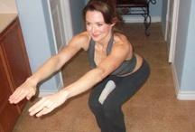 fitness-exercises / by Tamiko Eliassen