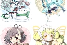 chibi / there g8
