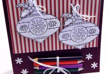 Stampin' Up! Christmas / Christmas goodies